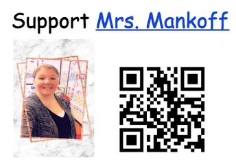 Support Mrs. Mankoff