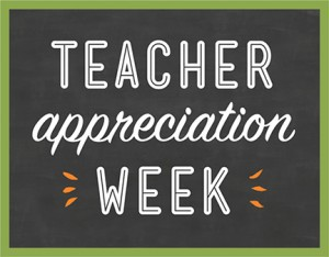 Teacher Appreciation Week brought to you by SWCC