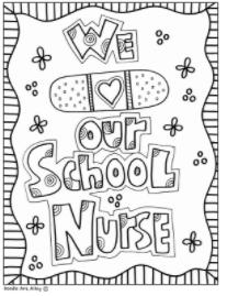 We Love Our School Nurse