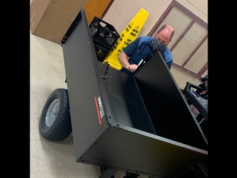 OES is Thankful for our Maintenance Staff for always going above and beyond to repair items on our campus!  OUR MAINTENANCE STAFF IS ALWAYS IN THE TRENCHES WORKING SO HARD--THANK YOU!!!