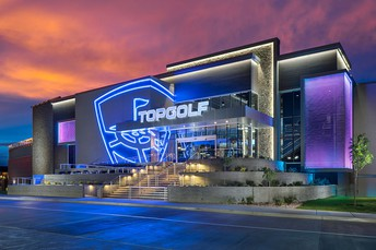 Save the date: Top Golf fundraiser to support the new playground