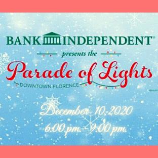 Reverse Christmas Parade:  6:00 - 9:00 pm