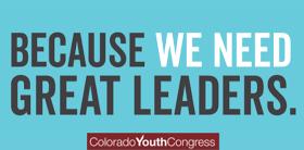 Colorado Youth Congress Seeking High School Student Leaders