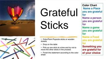 Grateful Sticks