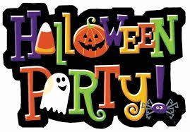 Halloween Party Plans: Wednesday, October 31st