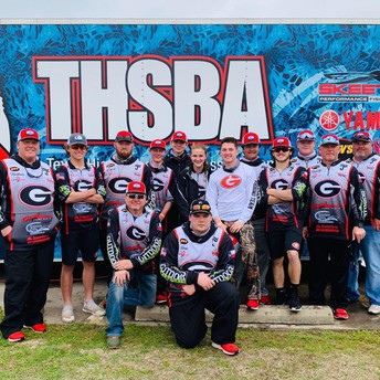 State Bound Fishing Team