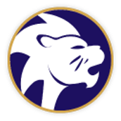 Longfellow Lion logo