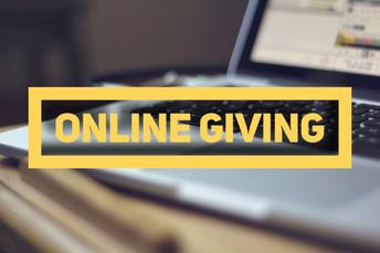Change in Electronic Giving Method