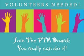 Join the PTA Board!