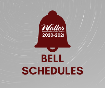 2020-2021 Bell Schedules