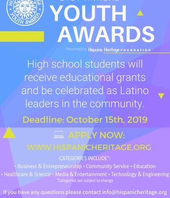 Honoring Hispanic Student Leaders