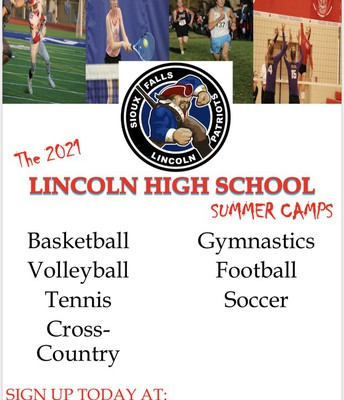 Lincoln High Summer Camps