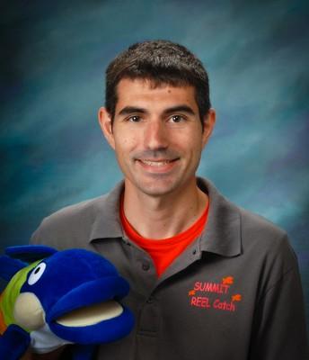 Mr. Andrew Purin, 4th Grade Teacher