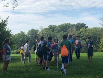 6th Grade Arboretum Field Trip