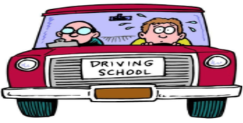 DRIVER'S EDUCATION CLASS INFORMATION!