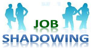 Nov. 20th = Job Shadow Day for 8th graders!