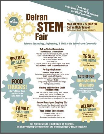 Delran STEM Fair