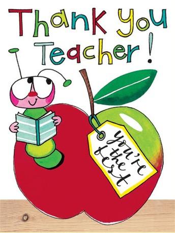 To Our Wonderful, Amazing, Fabulous Extraordinary Teachers!