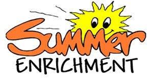 Summer Enrichment Opportunities