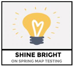 Upcoming Spring MAP Tests