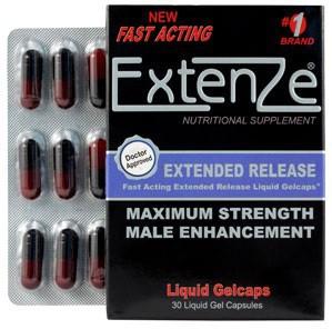 extenza male enhancement pills
