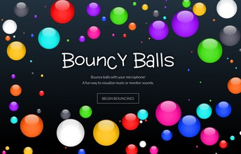 One More Cool Thing - Bouncy Balls!