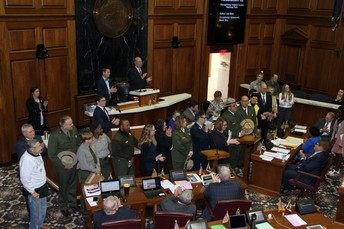 Locals Join General Assembly in Recognizing the Indiana Dunes National Park
