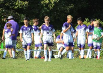 WMS Boys Soccer