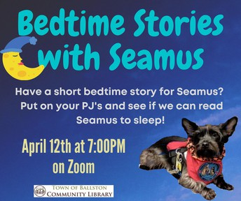 Bedtime Stories with Seamus