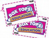 Boxs Tops for Education