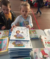 First Books Grant = Great Reading Opportunities!