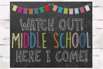 5th grade Transition Meeting Thursday @6pm!