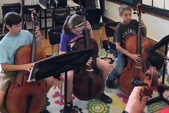 Summer Orchestra Lessons