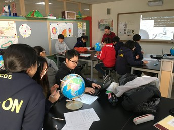 Measuring the Earth's Circumference