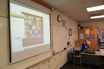 Distance Learning Takes Shape