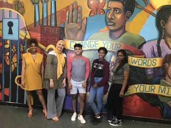 Alumni Return for Career Week & Model Job Fair, 2018