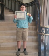 Regional Science Fair Winner