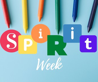 Virtual Spirit Week March 23-27