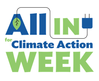 ALL IN for Climate Action Week, Sept. 20-26