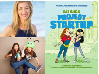 Girls and Startups - Another Great Author Book Read on February 16