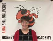 Melinda Allen - HS HEA Math Teacher