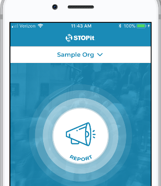 STOPit - Online Reporting Tool