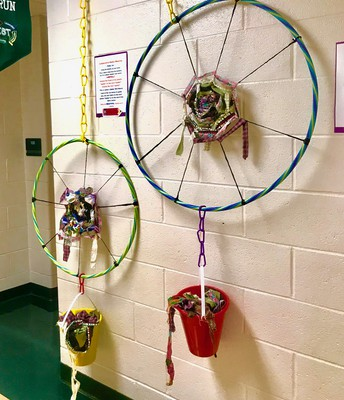 Weaving Wheels