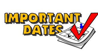 PTO & School Dates to Remember