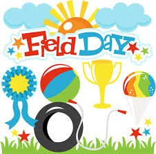 Grade 4 & 5 Field Day Fun Day - June 15!