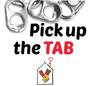 Ronald McDonald House Pop Tab Drop-off