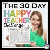 Staff Challenge:  21 Days to Cultivate Happy Habits