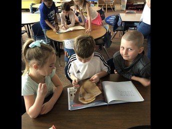 Searching for NonFiction Text Features