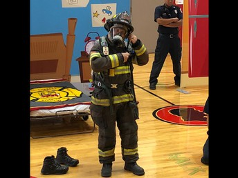 St. Charles Fire Department Visit