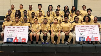 SOD FBLA Donate to New Bern, NC  Middle School Affected by Hurricane Florence